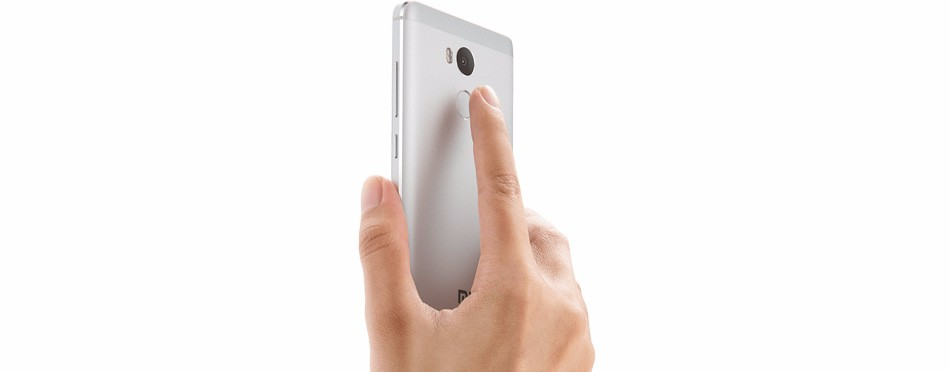 Фото Original Xiaomi Redmi 4 Mobile Phone 2GB RAM 16GB ROM