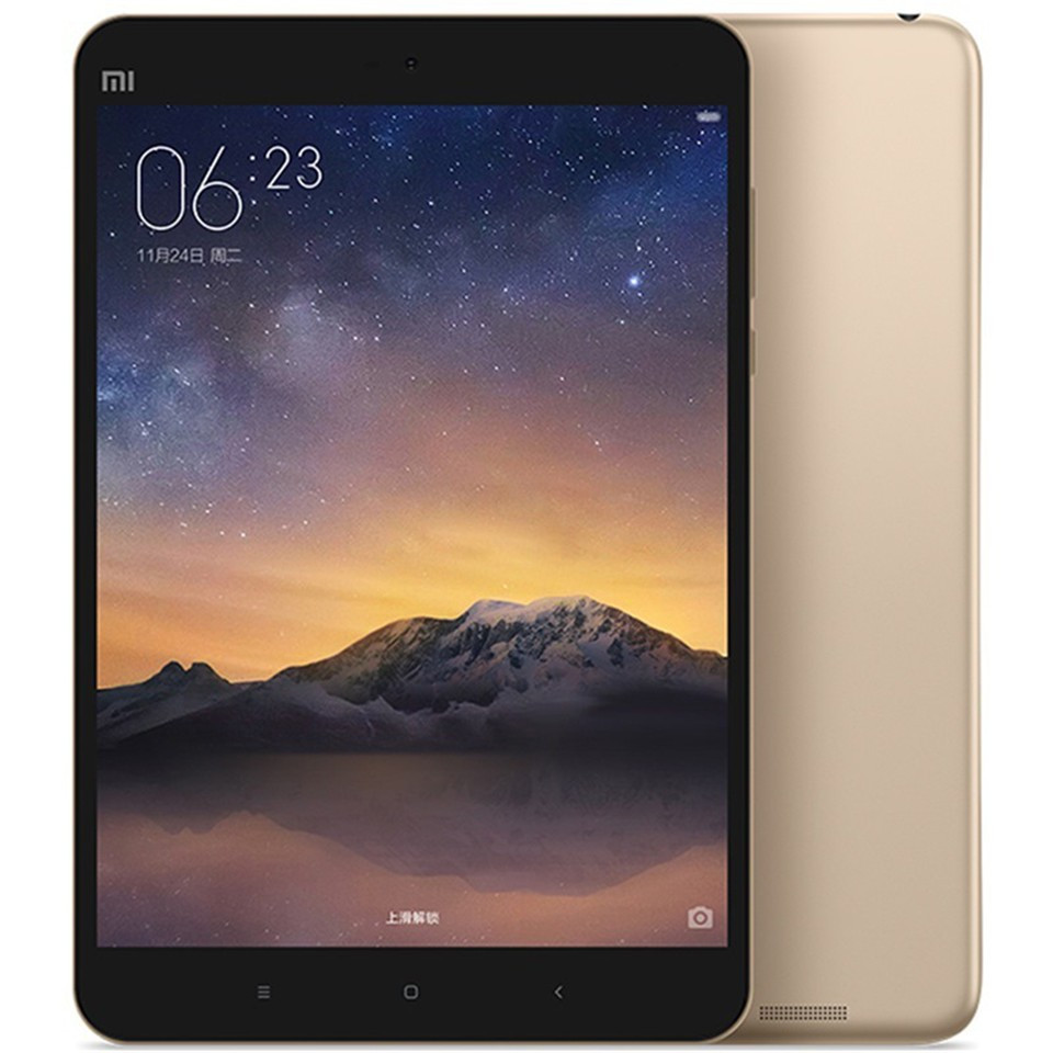 Фото Xiaomi MiPad 2 Mi Pad 2 Intel 2048X1536 Atom Z8500 CPU 8MP7.9 Inch Tablet PC Battery 2G RAM 16G 64GB ROM tablet android