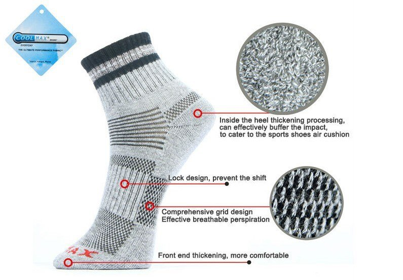 Фото New Unisex Thermal  Winter Socks for Men & Women Утепленные носки.