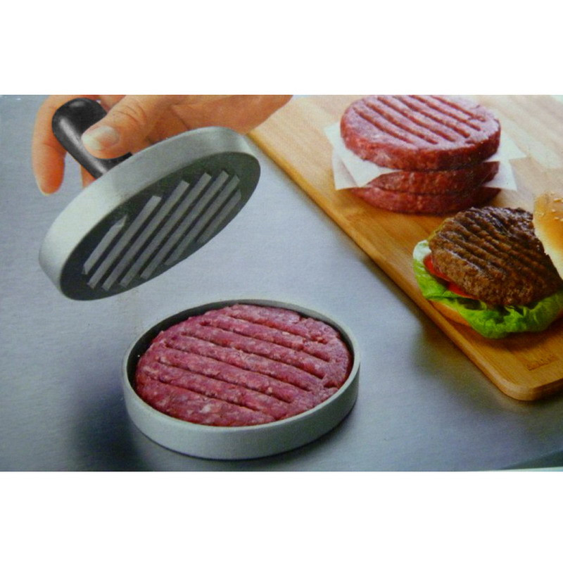 Фото Hamburger Meat Stuffers sausage Maker Burger Hamburger Press Meat Press Cookware Meat Kitchen Dining Bar Cooking tool