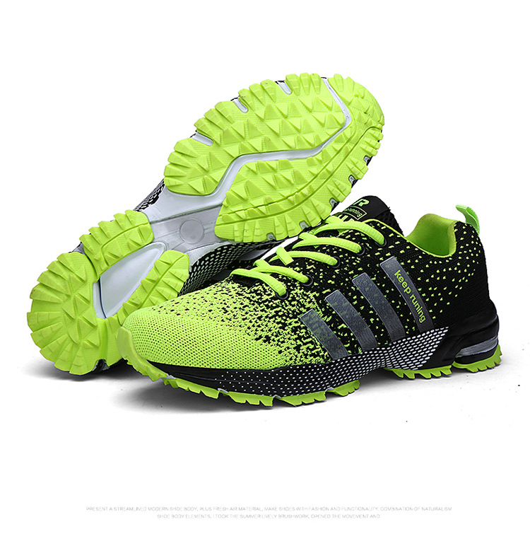 Фото 2017 HOT SALE men casual shoes fashion fly weave breathable  mesh men shoes summer light weight comfortable shoes plus size35-46