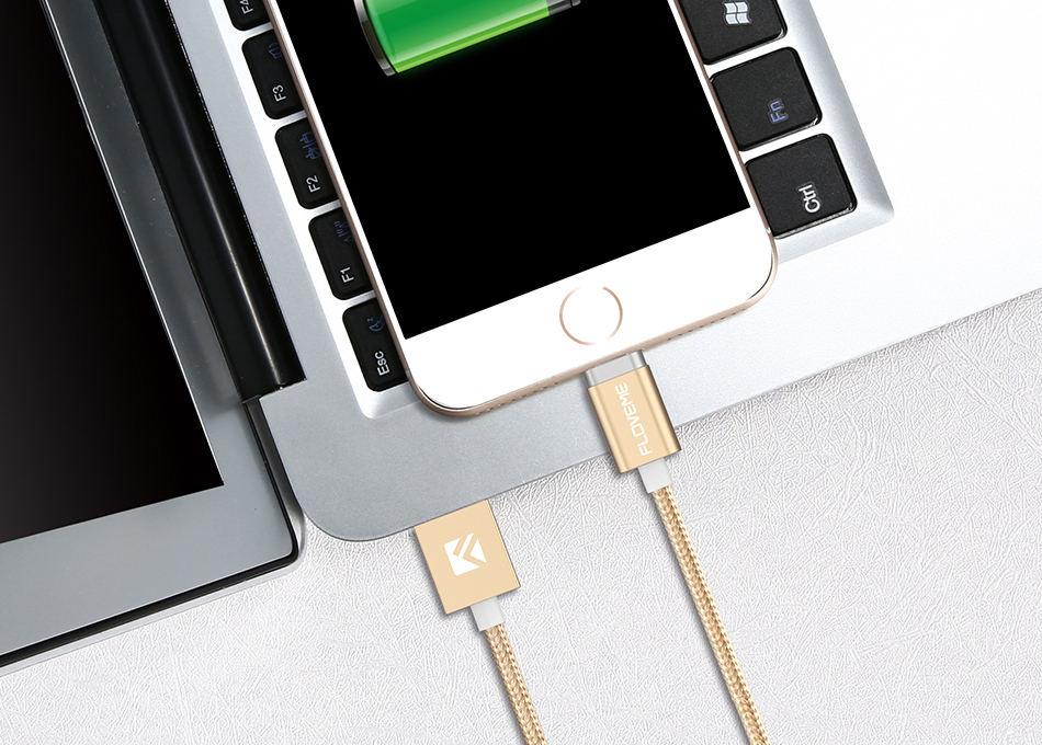 Фото FLOVEME Magnetic Cable Micro USB+Lightning to USB Cable for Xiaomi Redmi Samsung For Apple iPhone USB Magnet Charge Phone Cable
