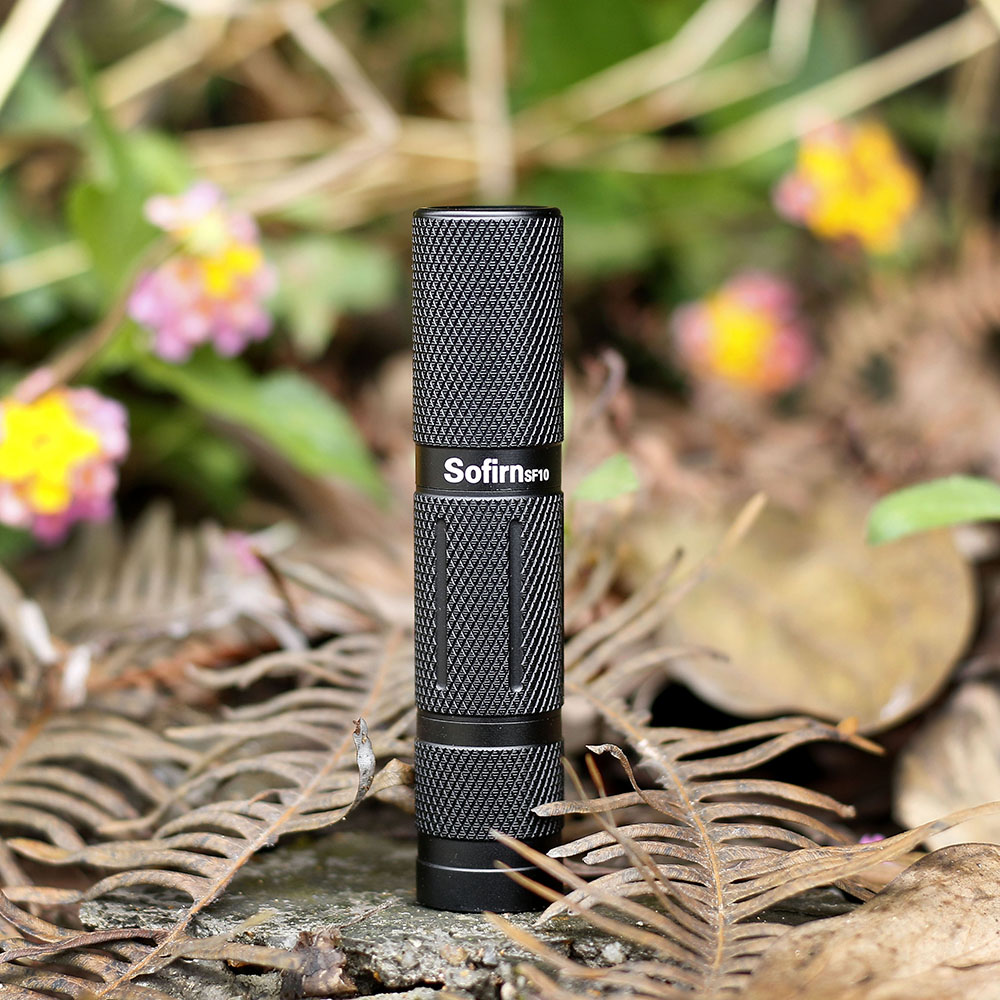 Фото Sofirn SF10 Powerful LED Flashlight 14500 Mini flash light AA EDC Pocket Light Torch Lamp Cree XPG R5 Waterproof Lanterna tatica