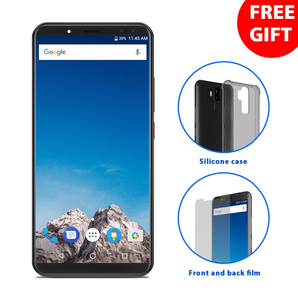 Фото Vernee X 6.0 Inch 6200mAh 18:9 FHD Smartphone 4G LTE Cell Phone Face ID 4GB RAM 64GB ROM MTK6763 Octa Core 16.0 MP Mobile Phone