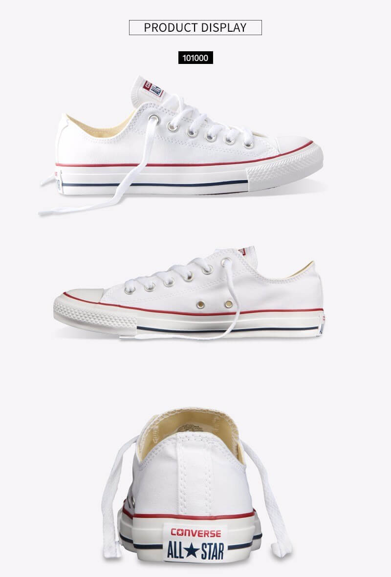 445b456856c8 ... Фото Original Converse classic all star canvas shoes men and women  sneakers low classic Skateboarding Shoes ...