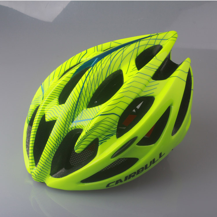 Фото Cycling Helmet Road Mountain Cycle Helmet In-mold 21 Vents Bicycle Helmet Ultralight Bike Helmet Casco Ciclismo CAIRBULL-01 M&L