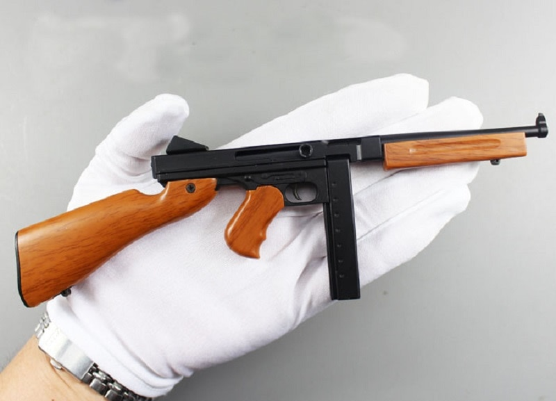 Фото Металлическая мини модель, АК47. 1:3.5 Hot Sale AK47 metal toy gun model Toy Guns sniper rifle children AK74 DIY Gift collection juguetes model gun can not shoot