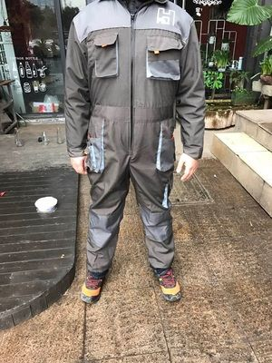 Фото Рабочая одежда Plus size Men Bib Working Overalls Male Work Wear uniforms Fashion Tooling Overalls Worker Repairman Strap Jumpsuits 071702